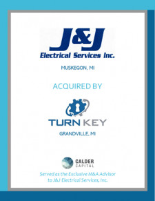 J&J Electrical Tombstone