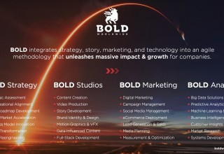 BOLD Worldwide - Strategy + Studios + Marketing + Analytics