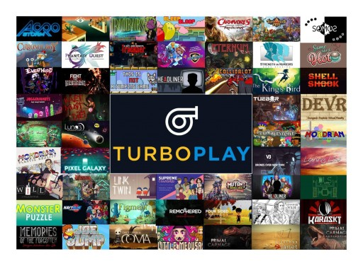 TurboPlay Unveils at GDC 2019 as a Revolutionary Videogames Marketplace