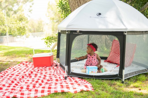 Meet the World's Best Kid's Playpen - the Pop N' Go® by The California Beach Co.