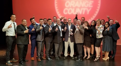 Mr. Cabinet Care Wins the Prestigious Best of OC Business Award and Is Voted #1 for 2019