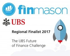 UBS Names FinMason as Americas Regional Finalist in Future of Finance Challenge 2017