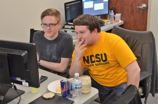 National Cyber League Team Performance Shows Growth of Cybersecurity at NDSU