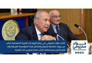 MP Fouad Makhzoumi