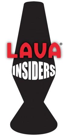 Lava Insiders logo