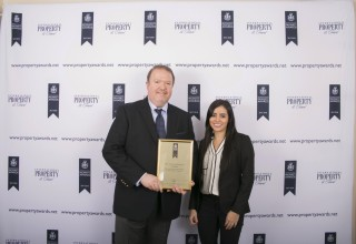 SARCO Team receives award in London
