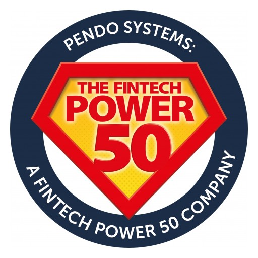 Pendo Systems Named as a Global Fintech Power 50 Company at SIBOS 2018