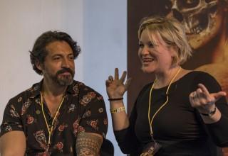 Fernando Gaviria and Penny Qngar/Sargon