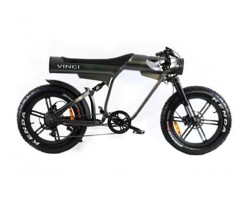 PRAMASH BIKES Announces Kickstarter Campaign for Vinci, an Electric Bike