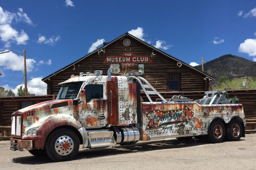 Flagstaff Company's Unique Truck Wins National Towing Award