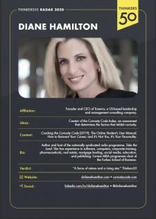 Dr. Diane Hamilton Thinkers50 Radar