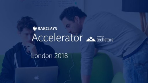Crowdz Barclays Techstars Demo by Payson - w/ an intro by Ed Black of Barclaycard