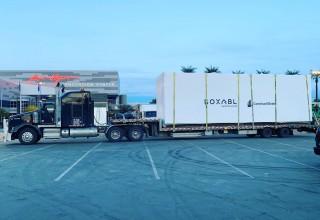 Boxabl Truck