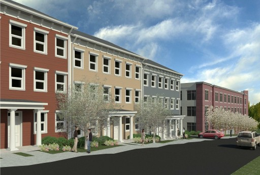 Construction Kicks Off on 11 Crown Street Apartments