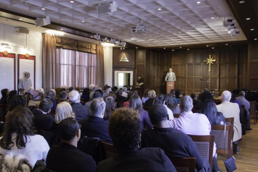 Multi-Faith Service at the Church of Scientology in Honor of Dr. King
