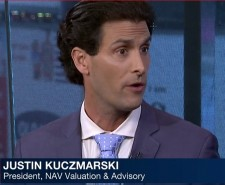 Valuation and M&A Expert Justin Kuczmarski Discusses How Operating Margin Will Drive Amazon's Proposed Acquisition of Whole Foods