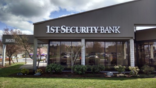 1st Security Bank to Open New Branch in Silverdale