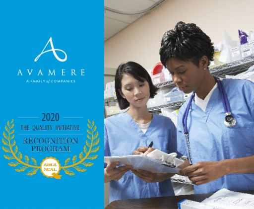 30 Avamere Rehabilitation Communities Earn Quality Recognition