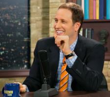 Celebrity Interviewer John Kerwin