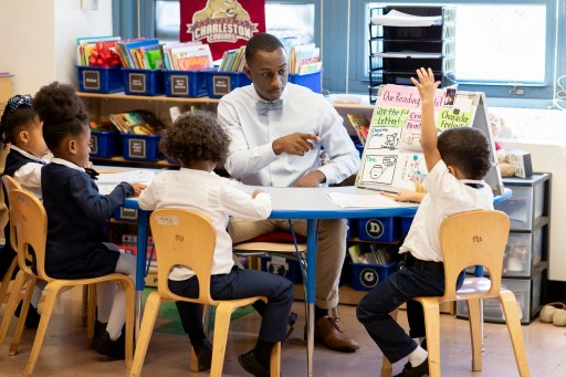 South Bronx Classical Charter School II Recognized as 2019 National Blue Ribbon School in First Year of Eligibility