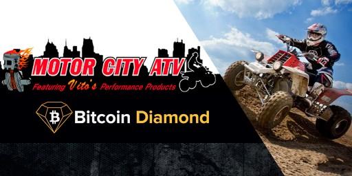 Motor City ATV to Accept Crypto Payments Including Bitcoin Diamond (BCD)