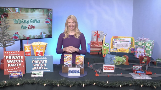 Lifestyle Expert Kelly Page Shares Gift Ideas for Kids on TipsOnTV
