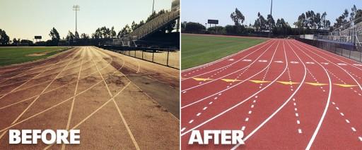 StubHub Center's Track Upgraded to Beynon