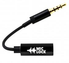 New Mic-Lock with SOUNDPASS for Audio Cybersecurity on iOS, Android, Windows, Mac