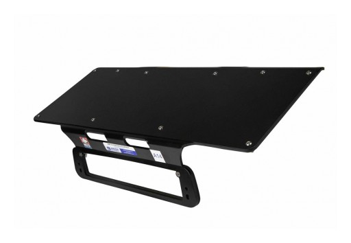 Larson Electronics Releases No-Drill Magnetic Steel Mounting Plate for 2019 Dodge Ram 1500 Trucks