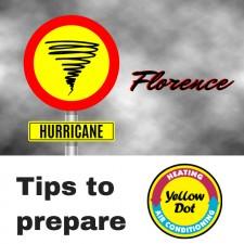 Hurricane Florence Tips to Prepare