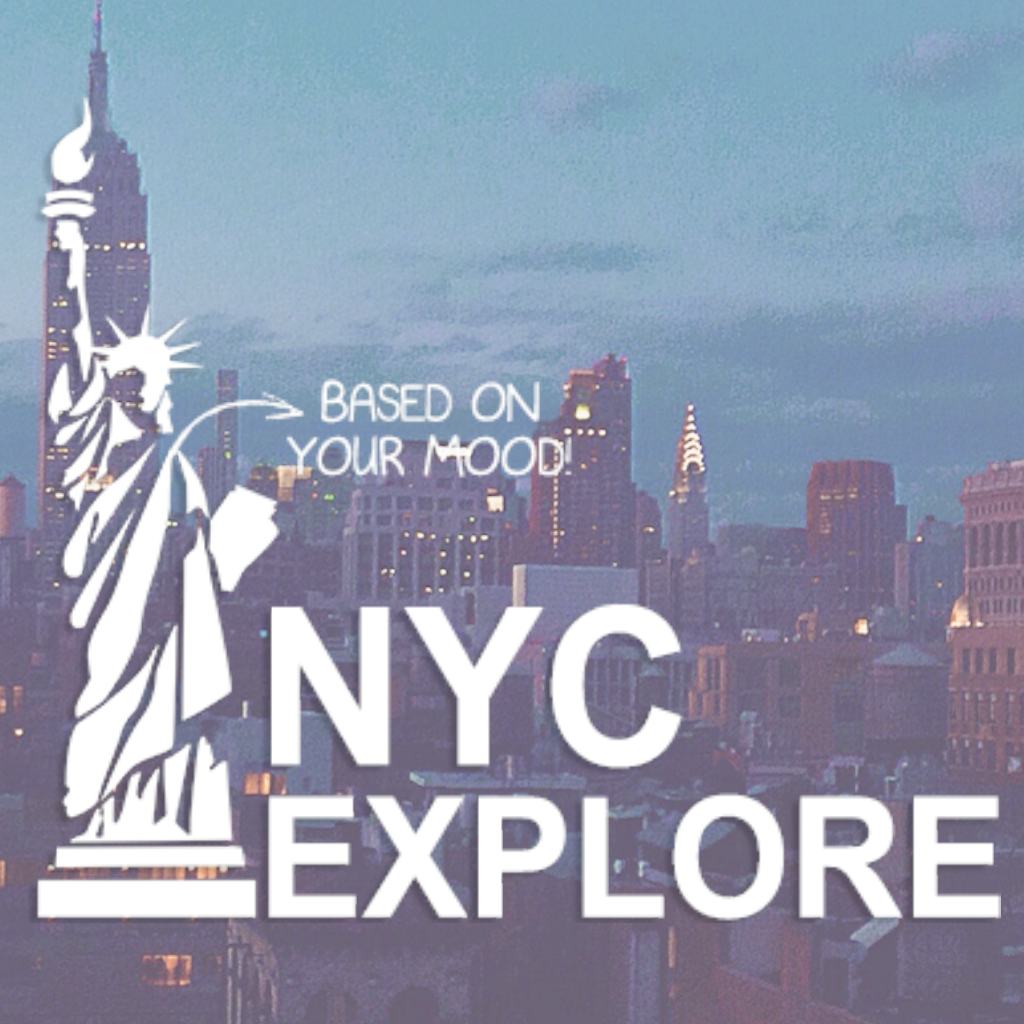 New Mobile App - NYC Explore - Helps Bored New Yorkers Find Fun