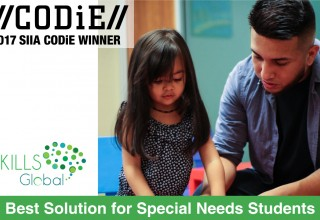SKILLS Global wins the CODiE