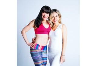Abbie Appel and Karina Frangulyan