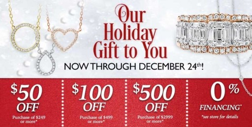 David Hayman Jewellers Simplifies Holiday Gift Shopping With Huge Savings on Fine Jewelry