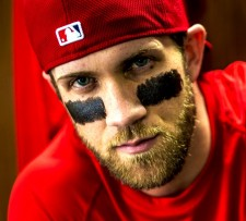 Warriorblack eyeblack
