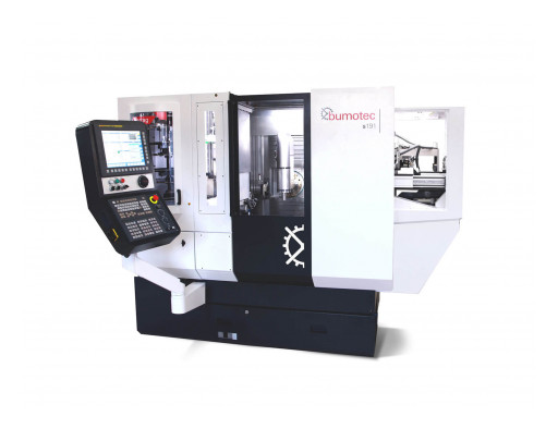 Amorphology Opens West Coast Demonstration Center Showcasing Starrag Bumotec's s191H 7-Axis Machining Center