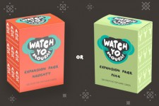 Watch Yo Mouth Naughty or Nice Expansion Packs