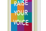 Raise Your Voice Book Cover