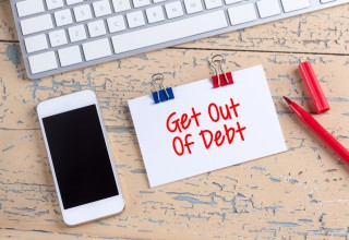 Top 10 Ways To Get Out of Debt