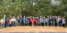 Atlanta Habitat Browns Mill Village Groundbreaking for Affordable Homes