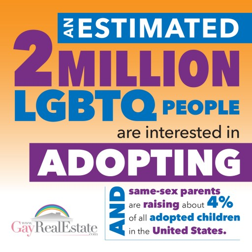 Real Estate Service Strives to Improve the Adoption Process for LGBTQ