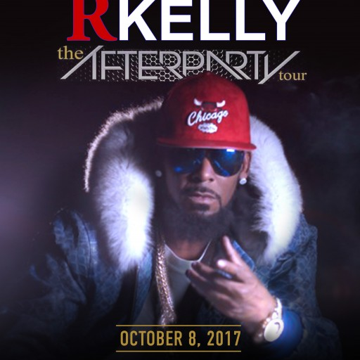 R Kelly's The After Party Tour Is Coming to Ontario, California This Sunday, Oct. 8, 2017