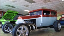 1828 Ford Hot Rod -  Enjoy Watching La Viva Featuring Ted Vernon