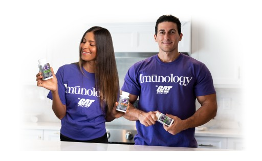 GAT SPORT Launches Imūnology Line of Immunity-Boosting Products