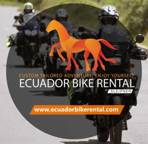 Ecuador Bike Rental by Sleipner Has a New Website for That Next Motorcycle Adventure