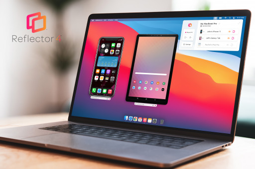 Squirrels Boosts AirPlay, Miracast and Google Cast With All-New Reflector 4