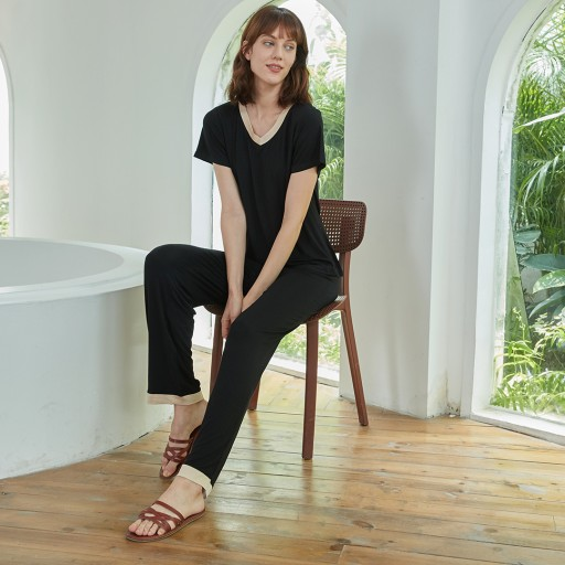 Latuza Sustainable Bamboo Viscose Sleepwear: 'Better for You. Better for the Planet.'