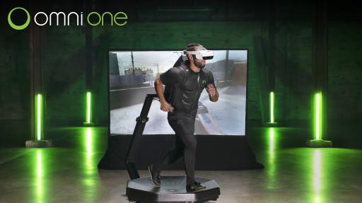 Virtuix Raises $19MM for 'Omni One' Virtual Reality Treadmill