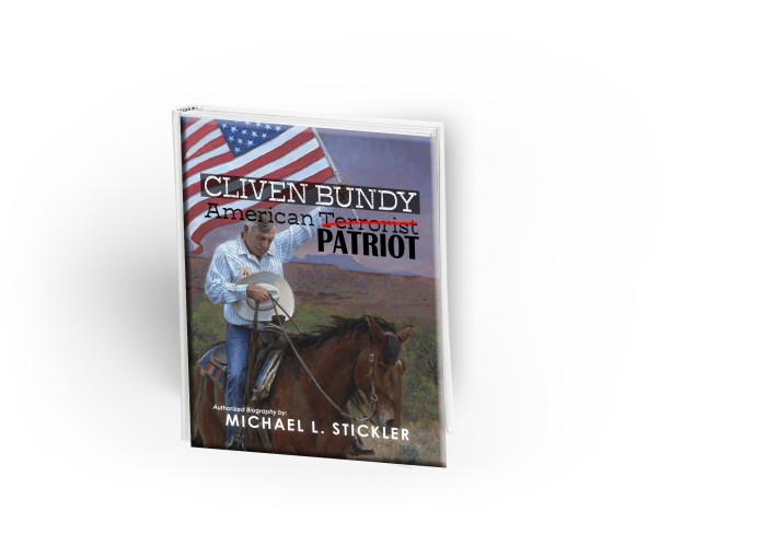 Cliven Bundy American Patriot