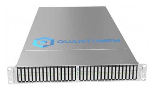 QUANTUMEM to DEMONSTRATE 'QMFabricFlash' BEST-in-CLASS NVMe-of TECHNOLOGY PERFORMANCE in SC19